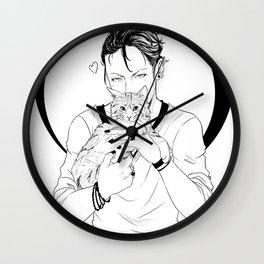 Magnus Bane Wall Clock