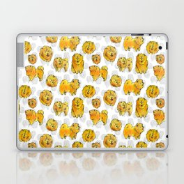 Chow Chow Laptop & iPad Skin