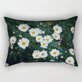 FLOWER SPACE Rectangular Pillow