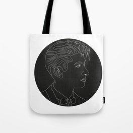 Tur(me-on)er Tote Bag