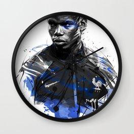 Pogba Wall Clock