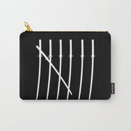 The Samurai Checklist Carry-All Pouch