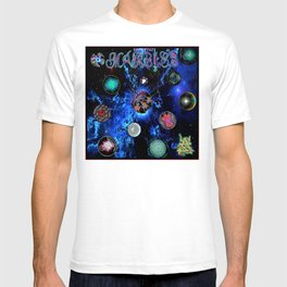 Marbles EP available July 27 (Get this on white) T-shirt