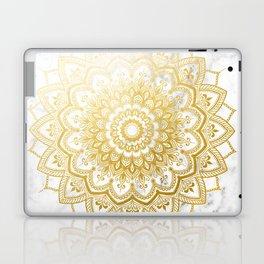 Pleasure Gold Laptop & iPad Skin