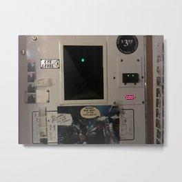 photobooth Metal Print