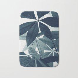 Pachira Aquatica #4 #foliage #decor #art #society6 Bath Mat