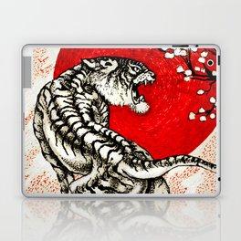 Japan Tiger Laptop & iPad Skin