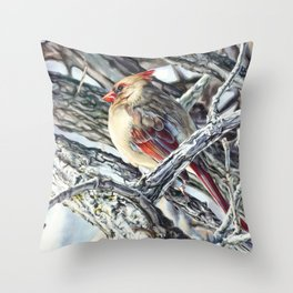 Tougher Than the Rest Throw Pillow