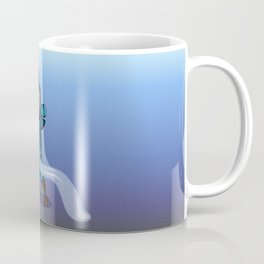 Water Bender Coffee Mug