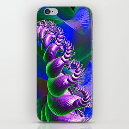 Cockles and Mussels iPhone Skin