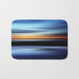 Seaside Abstract Bath Mat