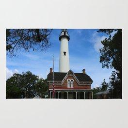 ST. SIMONS LIGHTHOUSE - Golden Isles Rug