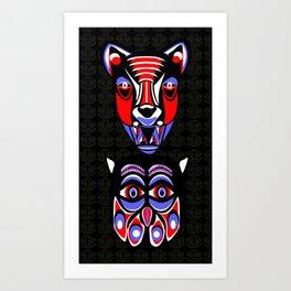 Night Hunters Art Print