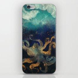 Underwater Dream II iPhone Skin