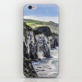 Travel to Ireland: A Castle View iPhone Skin