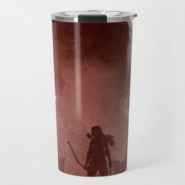 Tomb Raider (II) Travel Mug