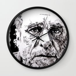 PEOPLE EMPTY ME Wall Clock