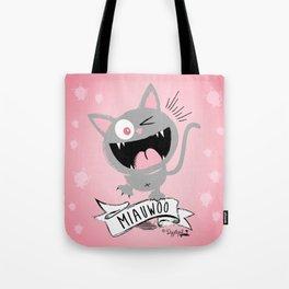Miauwoo Tote Bag