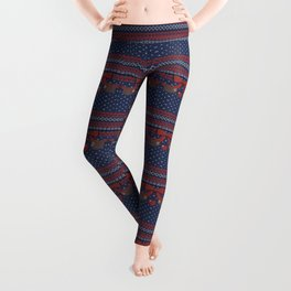 A Lazy Winter Sweater Leggings