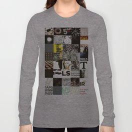 SOUL_Collage Long Sleeve T-shirt