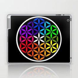 Secret flower of life Laptop & iPad Skin