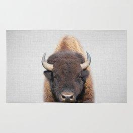 Buffalo - Colorful Rug