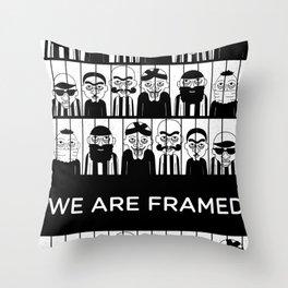 Crooks' Nook Throw Pillow