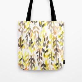 170418 Leaves Watercolour 11 Tote Bag