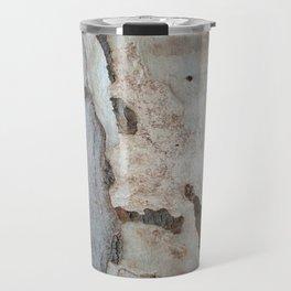 Bark Of A Eucalyptus Tree  Travel Mug