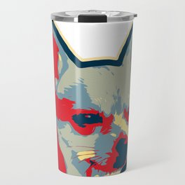 Chihuahua Glare Travel Mug