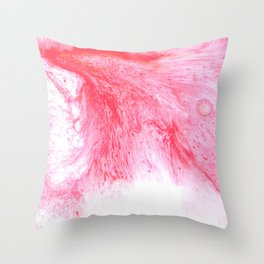 Pinky Swear Throw Pillow
