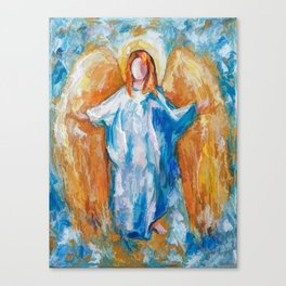 Angel Of Harmony 18x24 Canvas Print