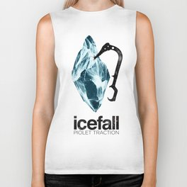 ICEFALL -PIOLET TRACTION- Biker Tank