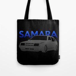 Lada Samara Tote Bag