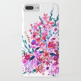 Scarlett Floral iPhone Case