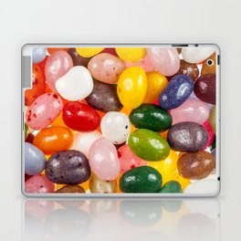 Cool colorful sweet Easter Jelly Beans Candy Laptop & iPad Skin