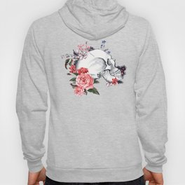 Roses Skull - Death's head Hoody