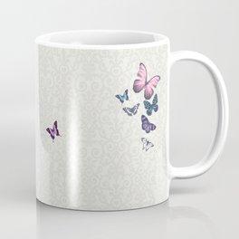 Papillons Coffee Mug