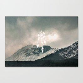 Dreamcatch you Canvas Print