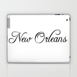 New Orleans Laptop & iPad Skin