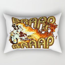 BRAAAP BRAAAP Rectangular Pillow