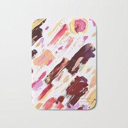"""""""Candy Store"""" Painting Bath Mat"""
