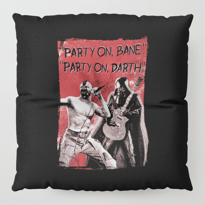 Party on, Bane Floor Pillow