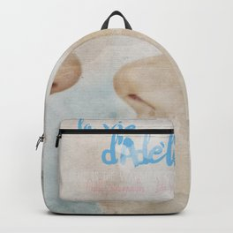 La vie d'Adele, movie poster - chapter two - alternative playbill Backpack