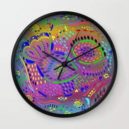Sea Dream #1 Wall Clock