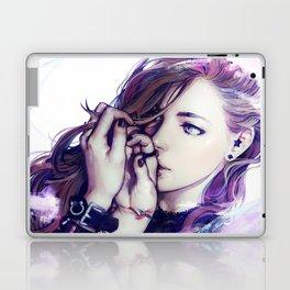 Thinking of you Laptop & iPad Skin