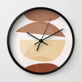 abstract minimal 7 Wall Clock