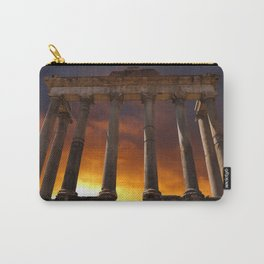Temple of Saturn Ruins Carry-All Pouch
