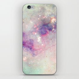 The colors of the galaxy iPhone Skin
