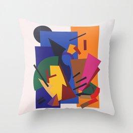 FORGOTTEN THINGS Throw Pillow